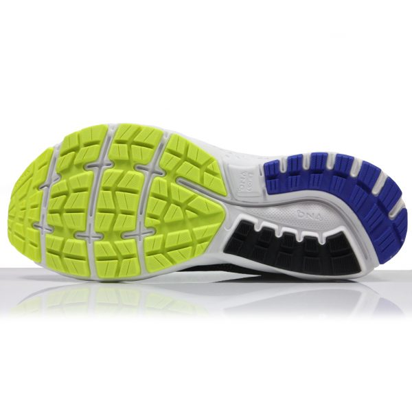 Brooks Adrenaline GTS 19 Men's Running Shoe Sole View