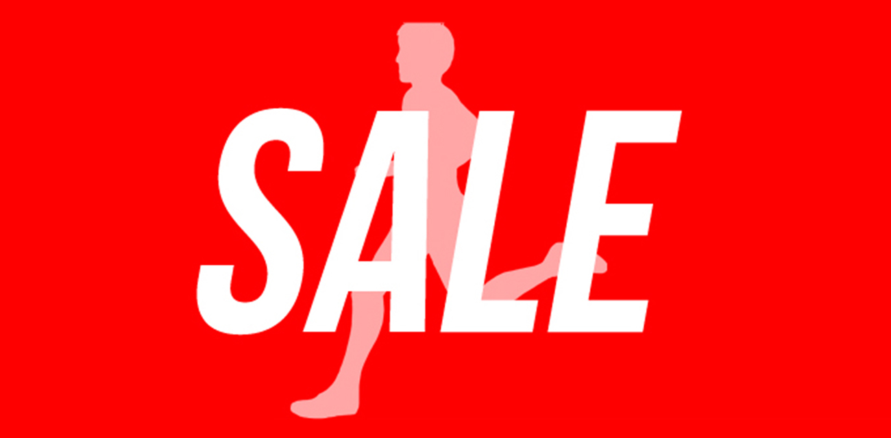 Red Sale Banner
