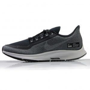 Nike Air Zoom Pegasus 35 Shield Women's Running Shoe Side View