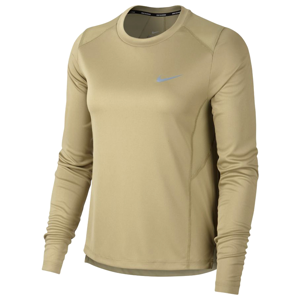 4d36d960 Nike Miler Long Sleeve Women's Running Tee | The Running Outlet