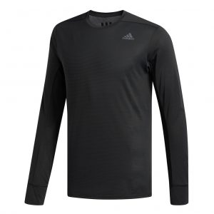adidas Supernova Long Sleeve Men's Running Tee Front