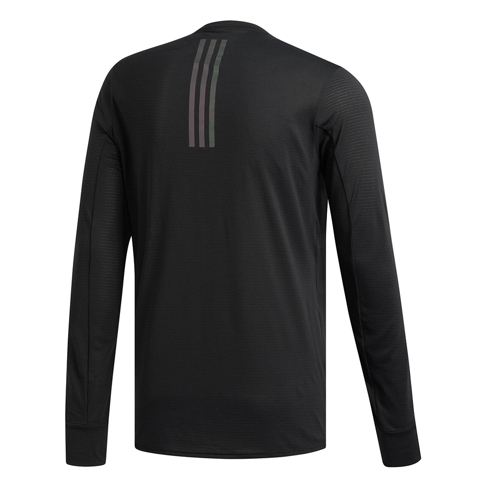 edd12c604af3e adidas Supernova Long Sleeve Men s Running Tee Back