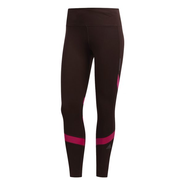 adidas How We Do Women's Running Tight Front View