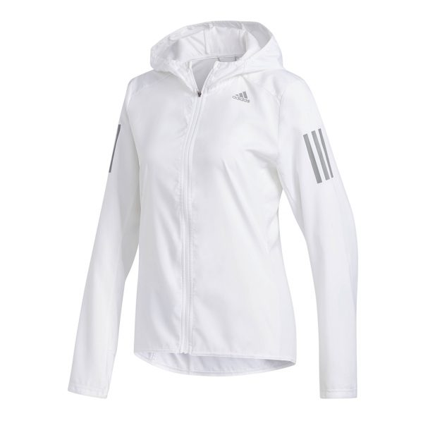 adidas Own The Run Women's Jacket Front