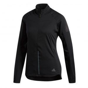 adidas Supernova Confident Three Season Women's Running Jacket Front View