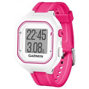 Garmin Forerunner 25 GPS Running Watch Pink