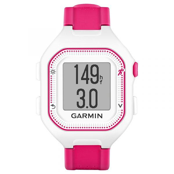 Garmin Forerunner 25 GPS Running Watch Front