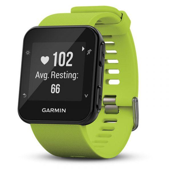 Garmin Forerunner 35 HRM Running Watch Front