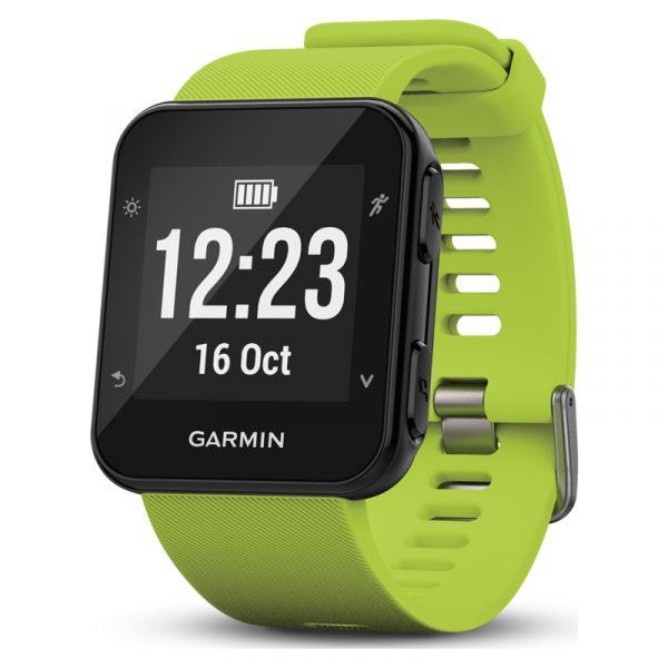 Garmin Forerunner 35 HRM Running Watch Side