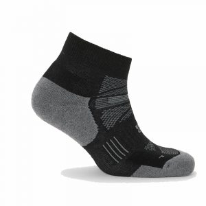 Hilly Supreme Anklet Running Sock Side