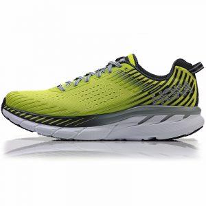 Hoka One One Clifton 5 Men's Running Shoe Side