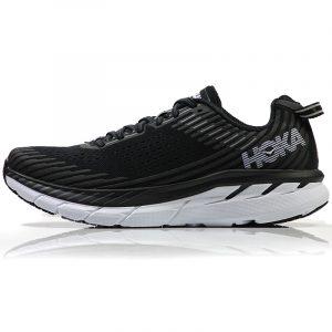 Hoka One One Clifton 5 Women's Running Shoe Side