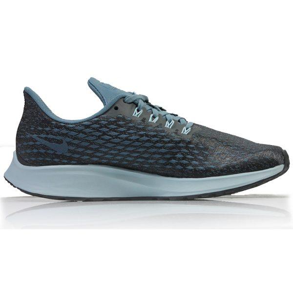 ike Air Zoom Pegasus 35 Shield Women's Running Shoe Back View