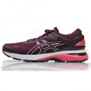 Asics Gel Kayano 25 Women's Running Shoe Side View