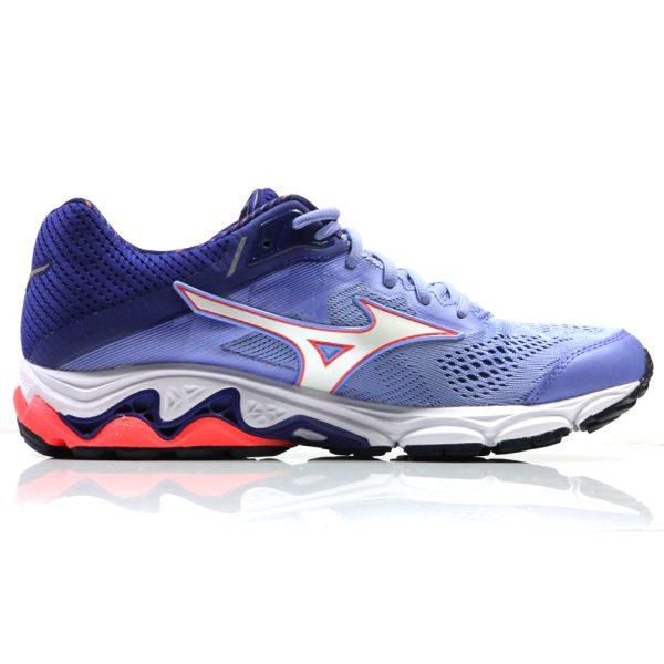 Mizuno Wave Inspire 15 Women's Running Shoe Back View