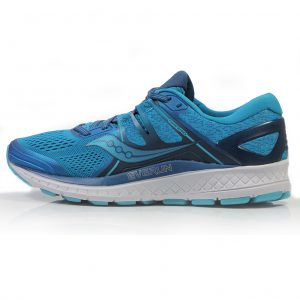 Saucony Omni ISO Women's Running Shoe Side View