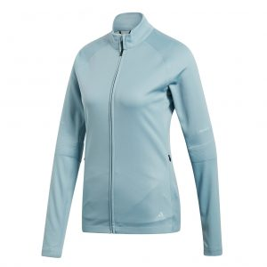 adidas PHX Women's Running Jacket Front View