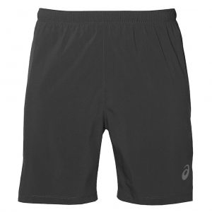 sics Silver 2-in-1 7 inch Men's Running Short Front View