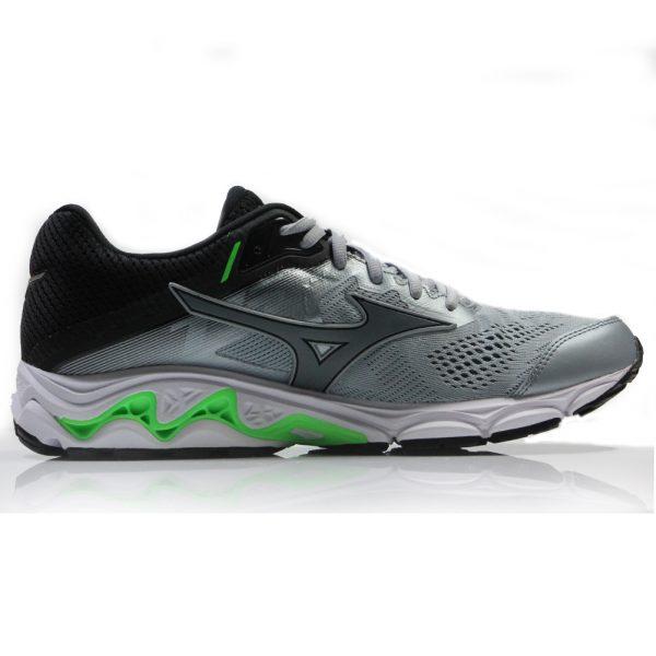 Mizuno Wave Inspire 15 Men's Running Shoe Back View