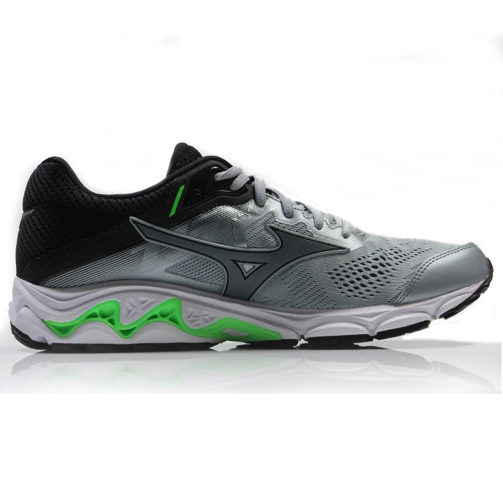 47e90ab1b3993 Mizuno Wave Inspire 15 Men s Running Shoe Back View