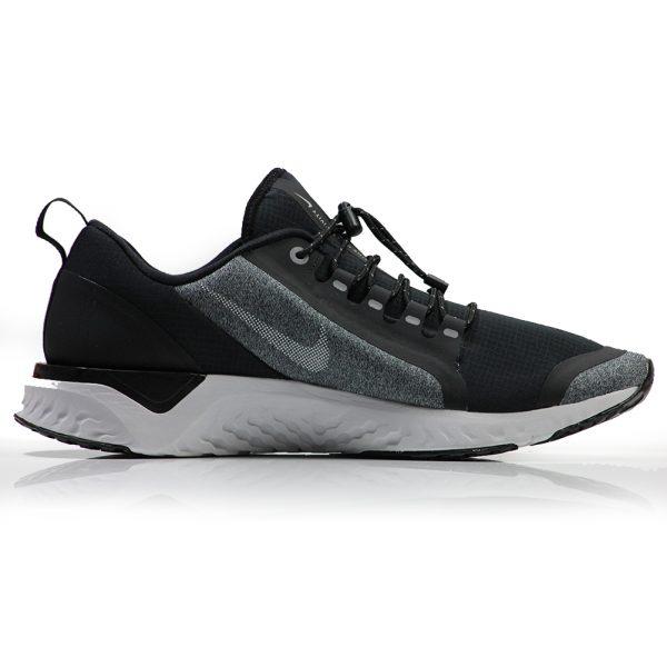 Nike Odyssey React Shield Men's Running Shoe Back View
