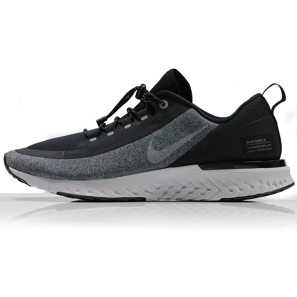 3442956e8bfc9 Nike Odyssey React Shield Men s Running Shoe Side View