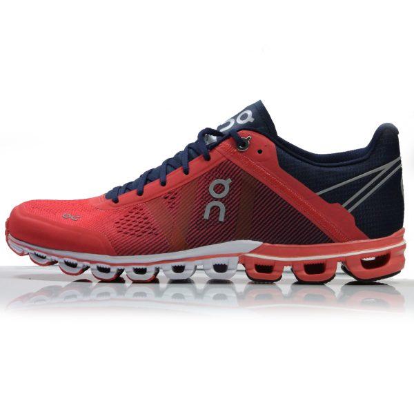 On Cloudflow Women's Running Shoe Side View