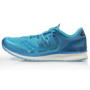Saucony Liberty ISO Women's Running Shoe Side View