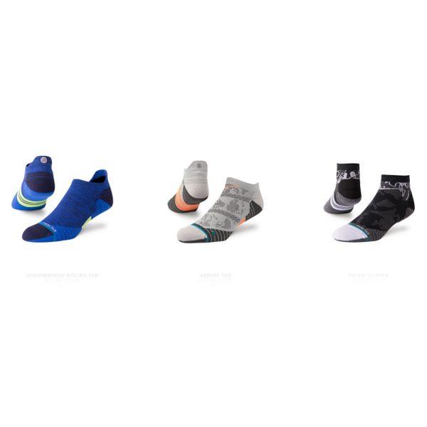 Stance Assorted Men's Running Sock Gift Pack