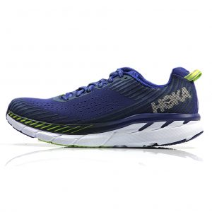 Hoka One One Clifton 5 Men's Running Shoe Side View