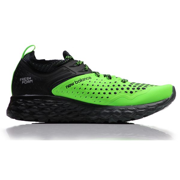 New Balance Fresh Foam Hierro v4 Men's Trail Shoe Back View