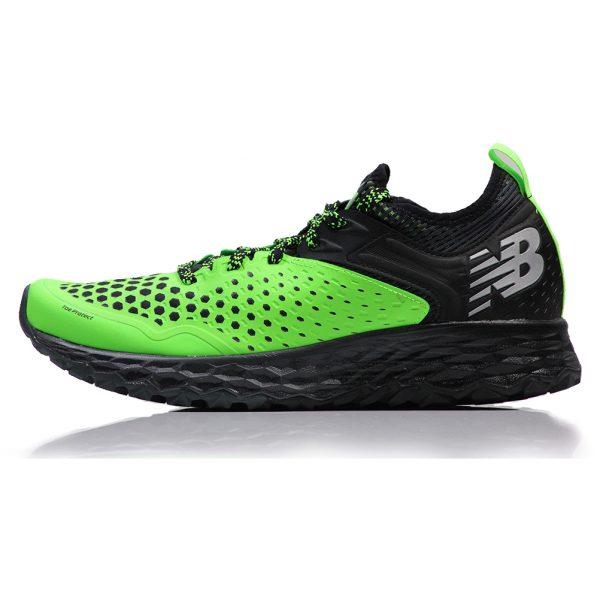 New Balance Fresh Foam Hierro v4 Men's Trail Shoe Side View
