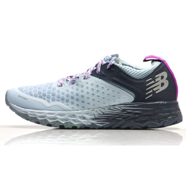 New Balance Fresh Foam Hierro v4 Women's Trail Shoe Side View