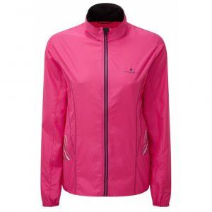 Ronhill Stride Windspeed Women's Running Jacket Front View