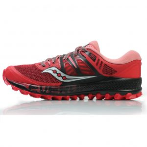 Saucony Peregrine ISO Women's Trail Shoe Side View