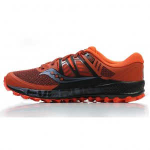Saucony Peregrine ISO Men's Trail Shoe Side View