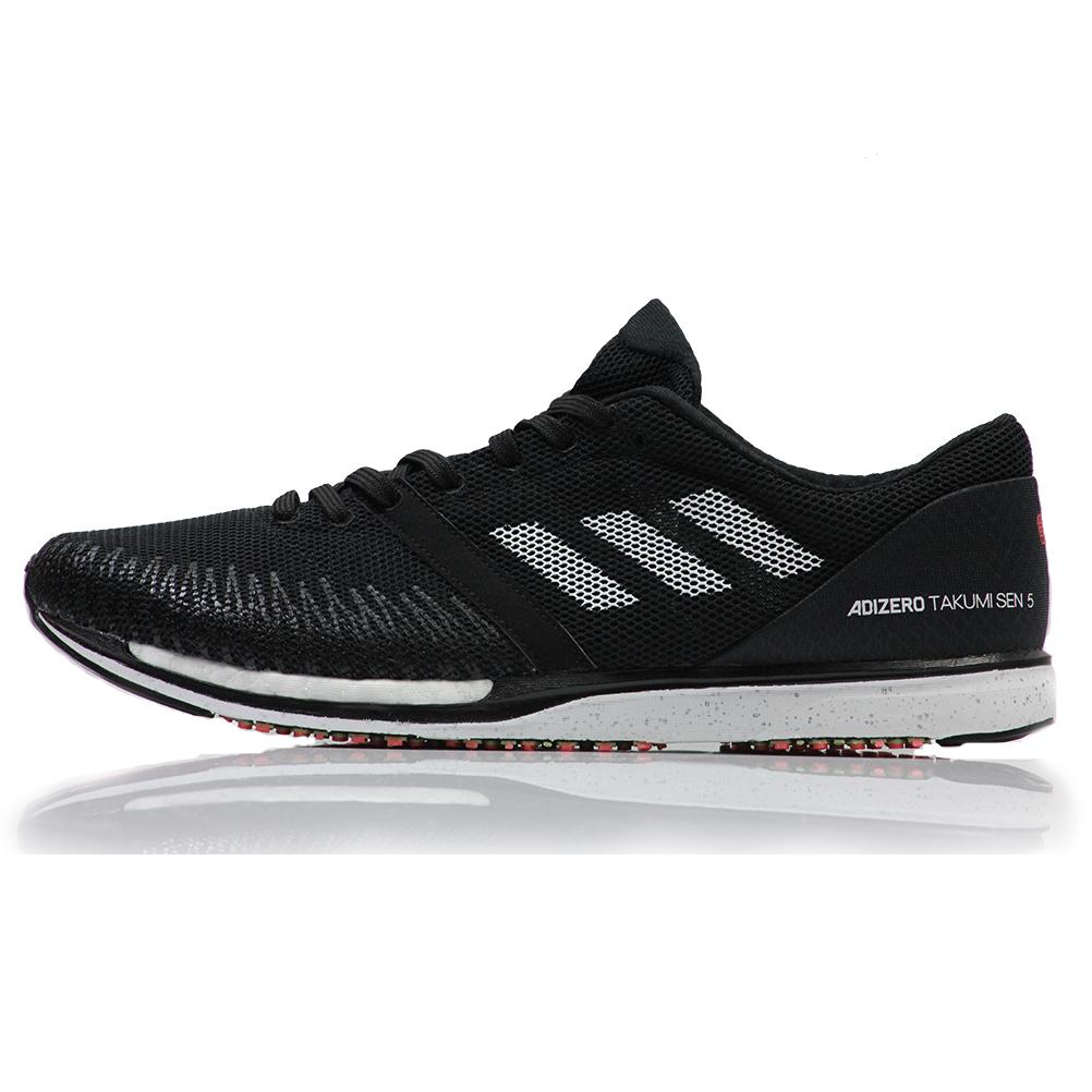 adidas Adizero Takumi Sen 5 Men s Running Shoes Side View cde46c75ec0