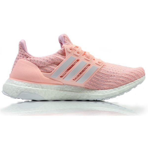 adidas Ultra Boost Women's Running Shoe Back View