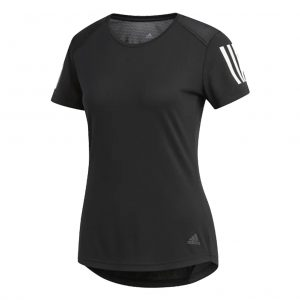 adidas Own The Run Short Sleeve Women's Running Tee Front View
