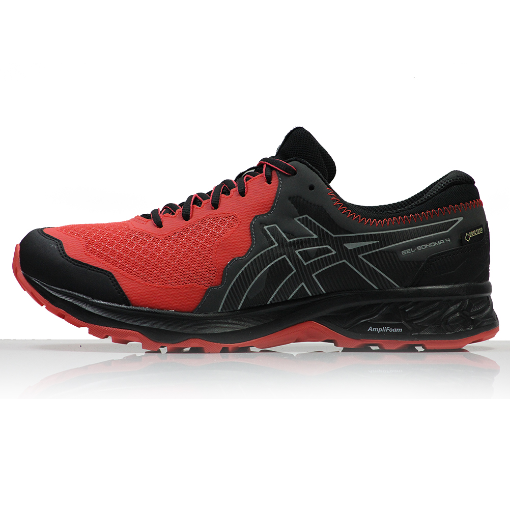 e93e042e4e1ba Asics Gel-Sonoma 4 G-TX Men s Trail Shoe Side View