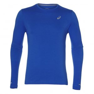 0d52727d52 Asics Seamless Long Sleeve Men s Running Top Front View