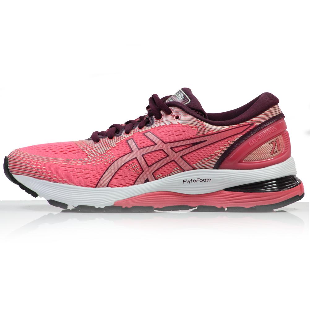 57dc99cd94 Asics Gel Nimbus 21 Women's Running Shoe