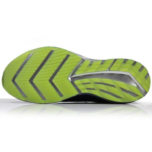 Brooks Bedlam Men's Running Shoe Sole View