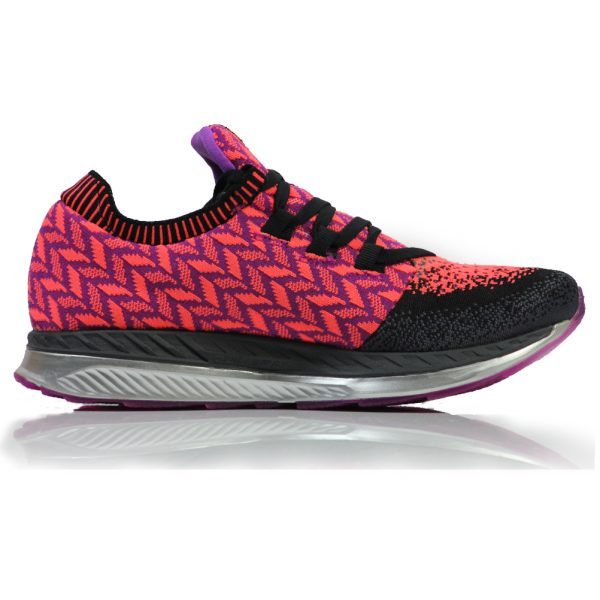 Brooks Bedlam Women's Running Shoe Back View