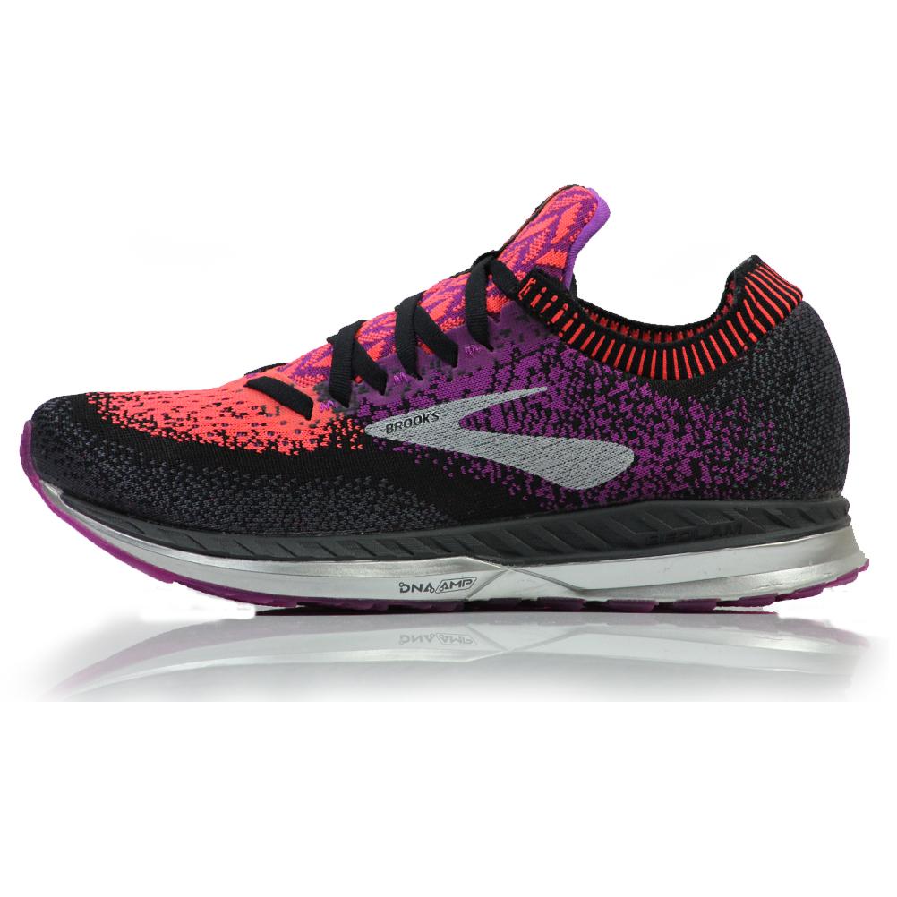 176304e7122 Brooks Bedlam Women s Running Shoe Side View