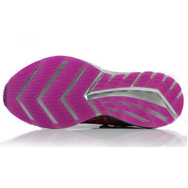 Brooks Bedlam Women's Running Shoe Sole View