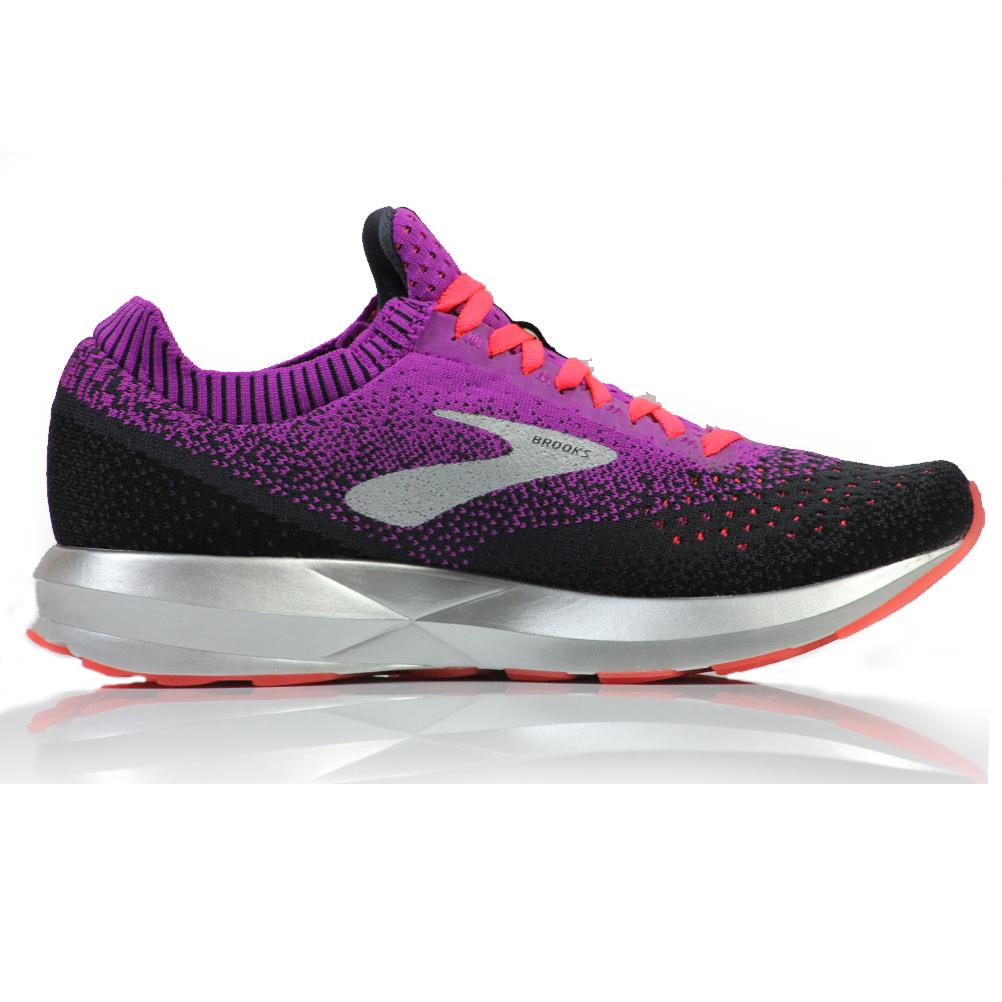 44c6d47f452f3 Brooks Levitate Women s Running Shoe Back View