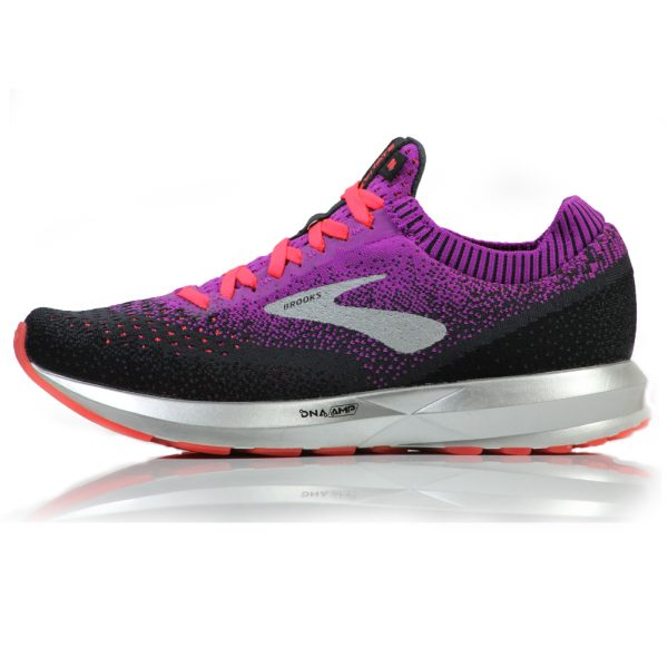 Brooks Levitate Women's Running Shoe Side View