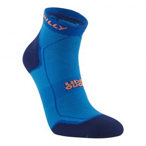 Hilly Pace Running Socks Front View