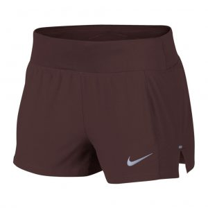 Nike Eclipse 3 inch Women's Running Short Front View